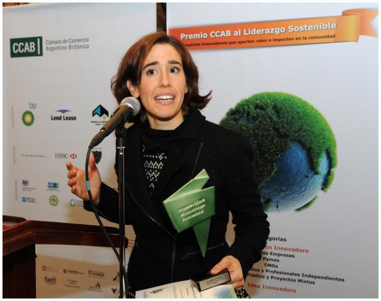 Adriana Fábrega, Co-fundadora y Directora de El Castillo Hotel Fábrega Organizational Center