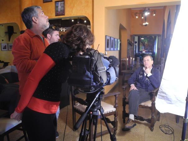 Mario Markic en El Castillo Hotel
