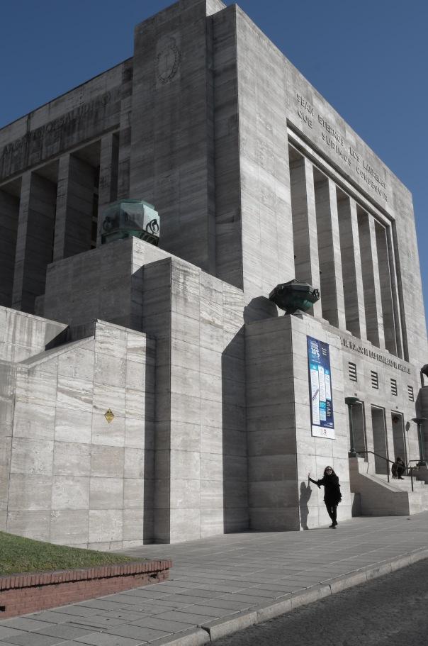 """Visita al """"Monumento Histórico Nacional a la Bandera"""""""