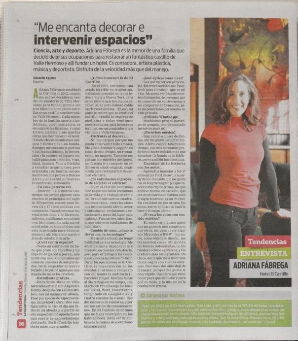Adriana en La Voz