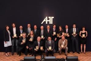 Reconocimiento a hoteles emblemáticos en la Cena Anual de la AHT