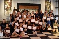 Retiro de Danza en El Castillo - III Edición