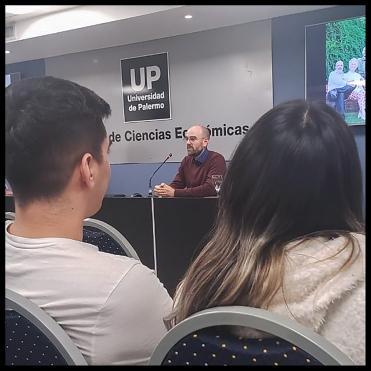 Ciclo de emprendedores 2019 - UPalermo